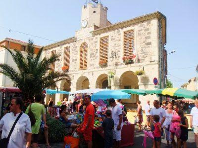 Domaine De Sainte Veziane : 23 Bessan Marche Dimanche 005 2
