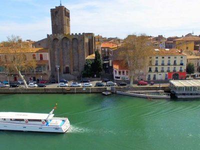 Domaine De Sainte Veziane: Kathedraal van Agde