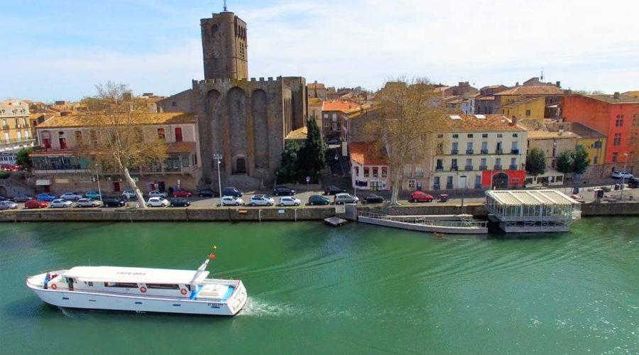 Domaine De Sainte Veziane : Cathédrale D'agde