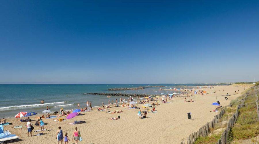 Domaine de Sainte-Véziane: Vias Beach Vias-Plage F34