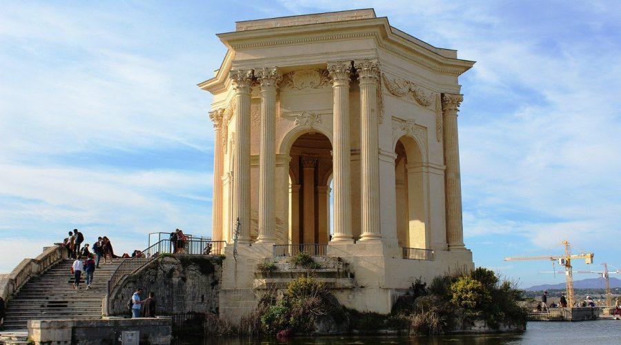 Domaine Sainte Véziane : monument de Montpellier