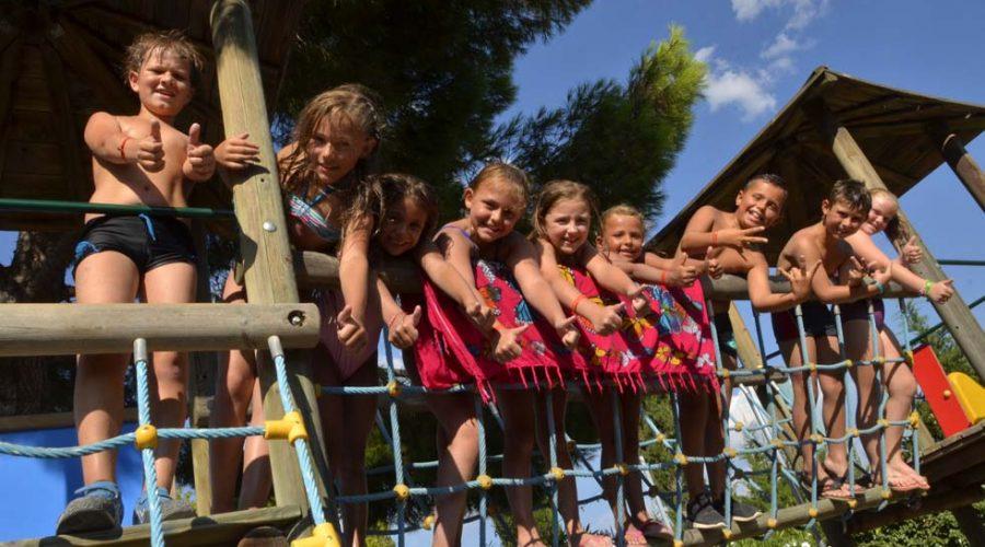Domaine De Sainte Veziane : Club Enfants