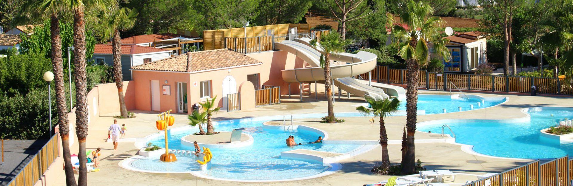 Domaine De Sainte Veziane : Espace Aquatique Capdagde