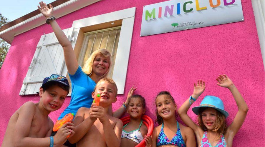 Domaine De Sainte Veziane : Mini Club