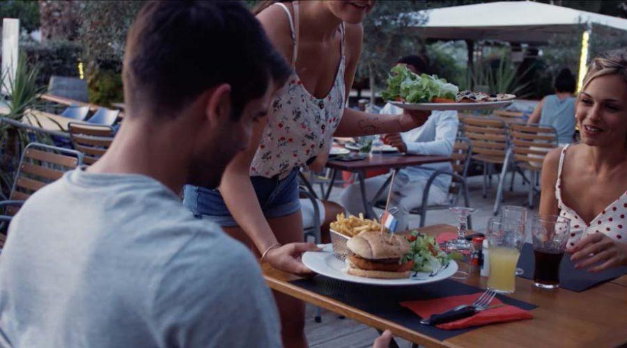 Domaine De Sainte Veziane : Restaurant
