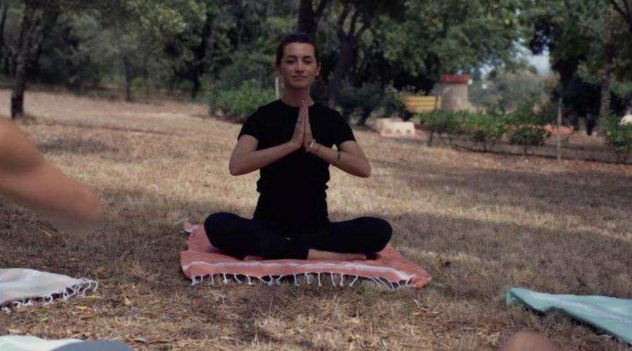Domaine De Sainte Veziane : Yoga